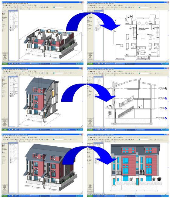 Michel tellier architecte software for Architecte 3d tutorial